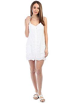 Платье Obey Jinx White