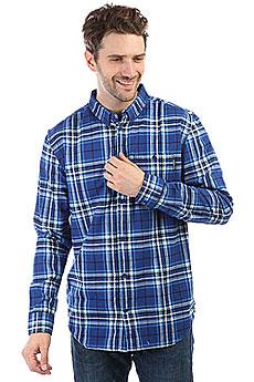 Рубашка в клетку DC Ferry Sodalite Blue