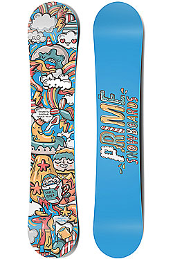 Сноуборд PRIME Snowboards Fun 140 Blue