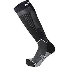 Носки высокие Mico Race Ski Socks By Alberto Tomba Antracite