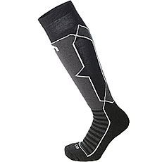 Носки высокие Mico Ski Performance Sock In Polypropylene+Wool Black