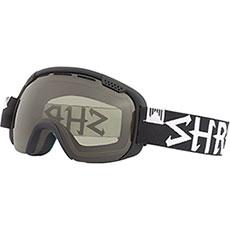 Маска для сноуборда Shred Smartefy Blackout Black