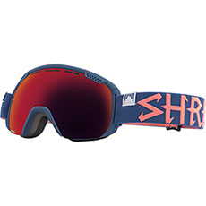 Маска для сноуборда Shred Smartefy Grab Frozen Navy Blue