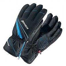Перчатки сноубордические Zanier Rauris.gtx He 22 Schwarz