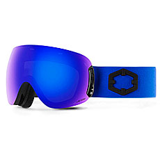 Маска для сноуборда OUT OF Open Фотохромная Поляризационная Линза Blue(the One Gelo)