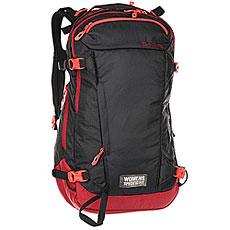 Рюкзак женский Dakine Heli Pro II 28l Black