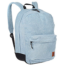 Рюкзак городской DC Shoes Backstack Fabri Light Blue