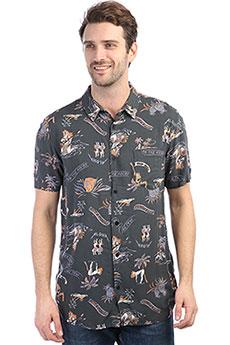 Рубашка Quiksilver Alohastripclub Tarmac Aloha Trip Cl