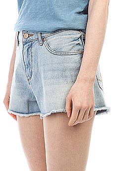 Шорты джинсовые женские Roxy Littleabacoshor Light Blue