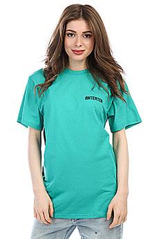 Футболка женская Anteater 359 Black/Green
