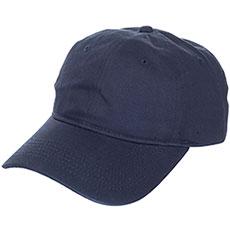 Бейсболка классическая TrueSpin Unstrucured Dad Cap Navy