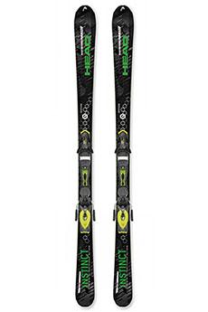 Горные лыжи Head Raw Instinct TI Pro Ab Black/Neon Green