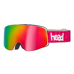 Маска для сноуборда Head Infinity + Доп Линза Pink