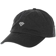 Бейсболка классическая Diamond Brilliant Sports Hat Black