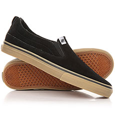 Мужские кеды Slackers The Rat Black/Gum