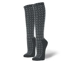 Носки высокие WearColour Cabin Black
