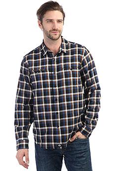 Рубашка в клетку Dickies Steelton Black