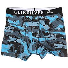 Трусы Quiksilver Boxer Poster Navy Blazer