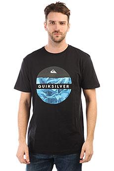 Футболка Quiksilver Ssclasouterhack Black