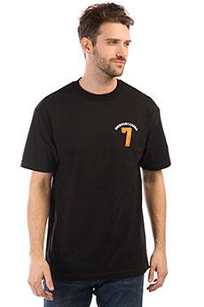 Футболка DC Lucky Seven Black