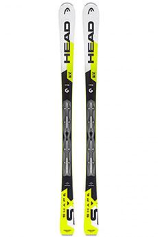Горные лыжи Head Shape Sx Ab White/Neon Yellow/Black