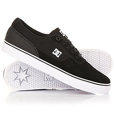 Кеды низкие DC Switch Black/White/Black