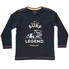Лонгслив детский Quiksilver Surf Legend Navy Blazer