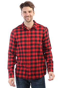 Рубашка в клетку Element Jedway Red