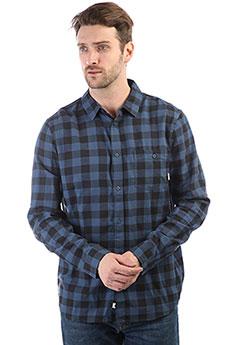 Рубашка в клетку Element Jedway Midnight Blue