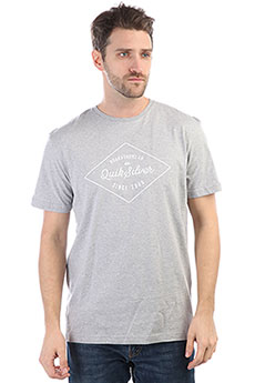 Футболка Quiksilver Ssclaamethyst Athletic Heather