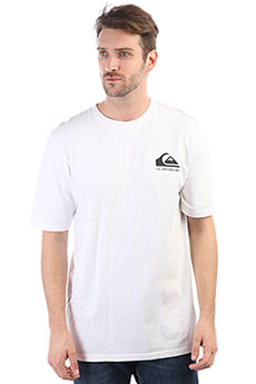 Футболка Quiksilver Omnioriginalss White