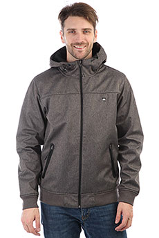 Куртка Quiksilver Brooksbonded Raven Heather