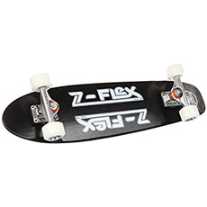 "Скейт круизер Z-Flex Z-bar Cruiser 29"" Black/White"