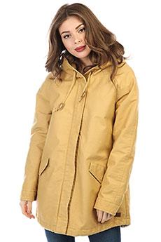 Куртка женская Roxy Sunnyflyaway Curry