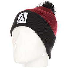 Шапка WearColour Bliss Beanie Burgundy