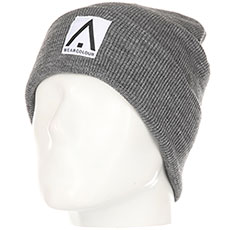 Шапка WearColour Puppet Beanie Grey Melange