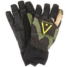 Перчатки сноубордические WearColour Rider Glove Asymmetric Olive