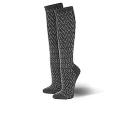 Носки высокие женские WearColour Cabin Socks Black