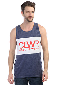 Майка Colour Wear Tank Top Patriot Melange