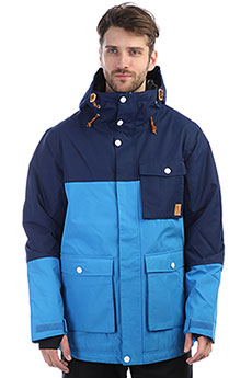 Куртка утепленная Colour Wear Horizon Jacket Swedish Blue
