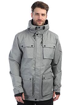 Куртка утепленная Colour Wear Cargo Jacket Grey Melange