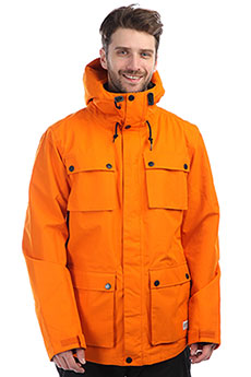 Куртка утепленная Colour Wear Cargo Jacket Orange Rust