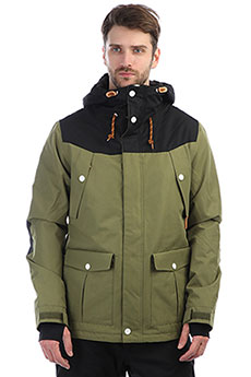 Куртка утепленная Colour Wear Charge Jacket Loden Olive