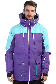 Куртка утепленная Colour Wear Thrust Jacket Ultra Violet