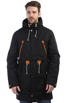 Куртка парка Colour Wear Urban Parka Deep Black