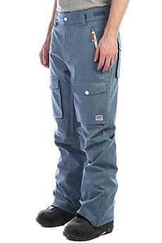 Штаны сноубордические Colour Wear Flight Pant Denim Blue