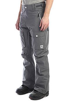 Штаны сноубордические Colour Wear Flight Pant Rock Grey