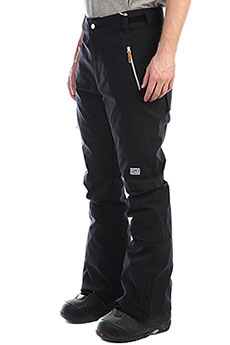 Штаны сноубордические Colour Wear Sharp Pant Deep Black