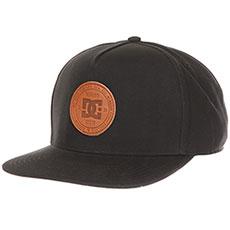 Бейсболка с прямым козырьком DC Proceeder By Black