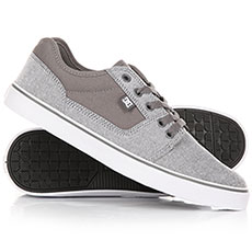 Кеды низкие DC Tonik Tx Grey/White